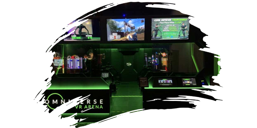 Omni Virtual Reality